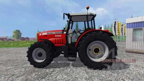 Massey Ferguson 6485 для Farming Simulator 2015