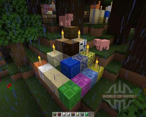 CubPack RP [16x][1.8.1] для Minecraft