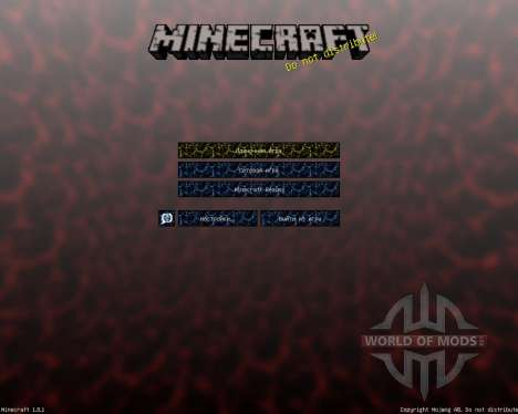 POW Craft [32x][1.8.1] для Minecraft
