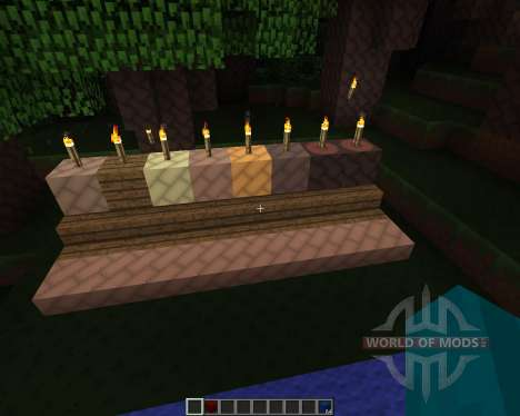 Vividus Resource Pack [16x][1.8.8] для Minecraft