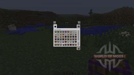Tiny Storage [1.7.10] для Minecraft