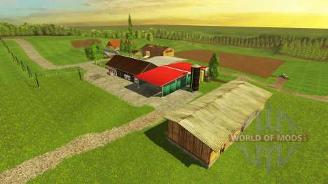 Ein Stuck Land v0.9 для Farming Simulator 2015