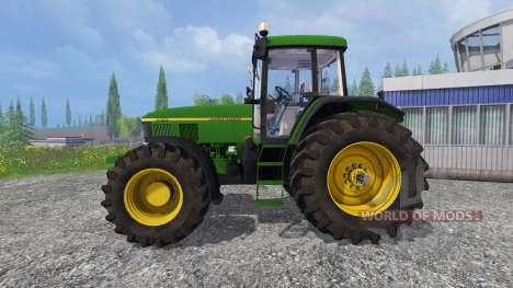 John Deere 7810 v2.0 для Farming Simulator 2015