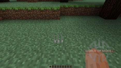 Spikes [1.7.10] для Minecraft