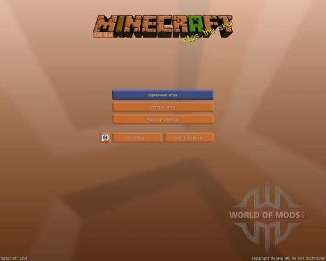 LIIEs resourcePack [64x][1.8.8] для Minecraft