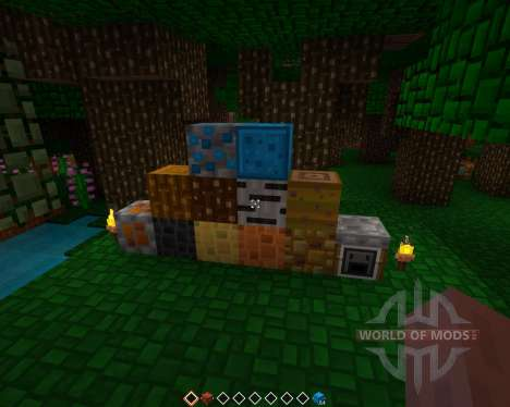 Decor Resource Pack [32x][1.8.8] для Minecraft