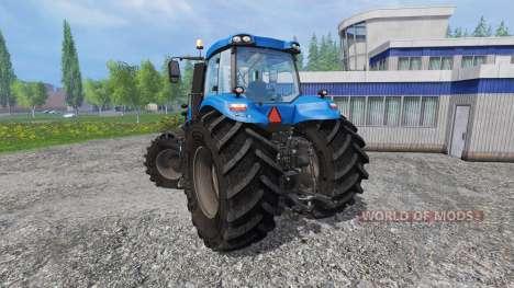 New Holland T8.320 v2.0 для Farming Simulator 2015