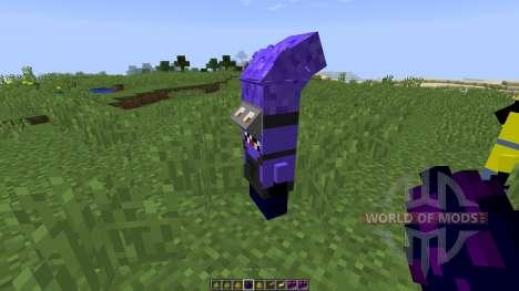 Thinks Lab Minions [1.8] для Minecraft
