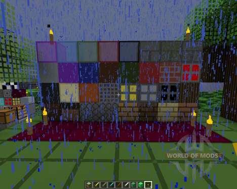 Noahs Fnafcraft Resource Pack [16x][1.8.1] для Minecraft