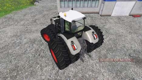 Fendt 936 Vario v1.4 для Farming Simulator 2015