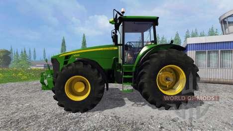 John Deere 8530 [fixed] для Farming Simulator 2015