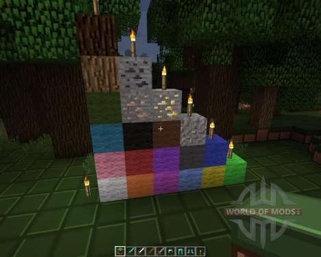 SB Pack [16x][1.8.8] для Minecraft