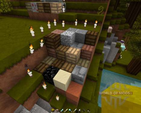 Good Morning Craft Resource Pack [16x][1.8.8] для Minecraft