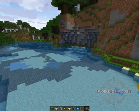 Twisted PvP [64x][1.8.1] для Minecraft