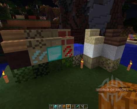 Calidus Warm and Bright [8x][1.8.1] для Minecraft