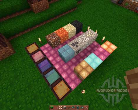 Ignafs Quadral resourcepack [16x][1.8.8] для Minecraft