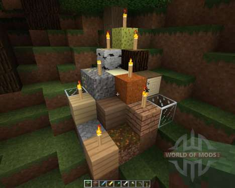SmoothieCraft Resource Pack [16x][1.8.8] для Minecraft