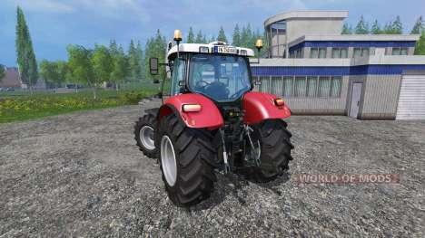 Steyr CVT 6130 EcoTech для Farming Simulator 2015