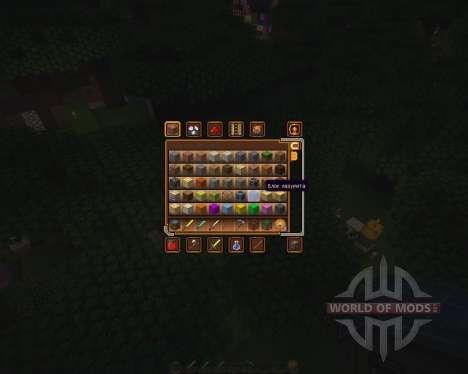 TRITON [128x][1.8.1] для Minecraft