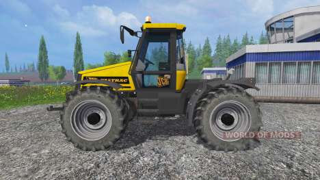 JCB 2140 Fastrac для Farming Simulator 2015