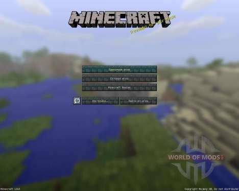 Early Autumn Pack [16x][1.8.8] для Minecraft