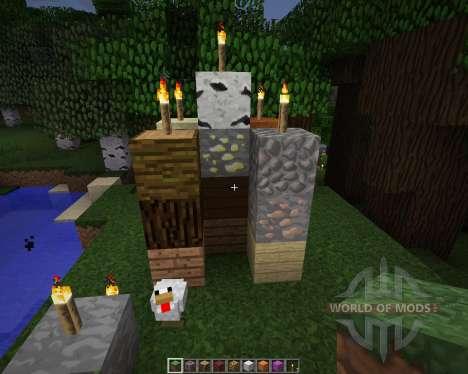 Canvas [64x][1.8.8] для Minecraft