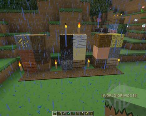 Doodle Blocks HD Resource Pack [128x][1.8.8] для Minecraft