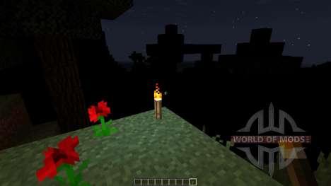 Hardcore Darkness [1.8] для Minecraft
