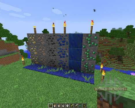 John Smith Legacy [32x][1.8.8] для Minecraft