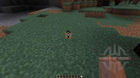Wall Clock [1.8] для Minecraft