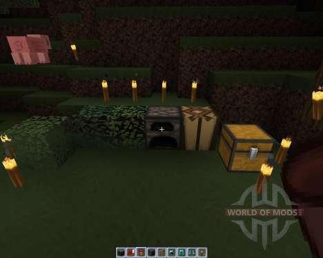ProZeth [32x][1.8.8] для Minecraft