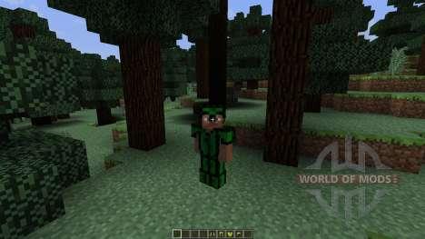 TooMuchArmor [1.7.10] для Minecraft