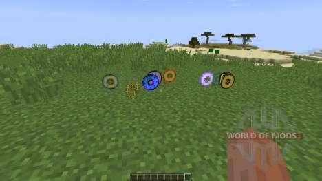 The Bagel [1.8] для Minecraft