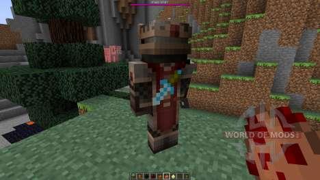 Extra Mobs [1.7.10] для Minecraft