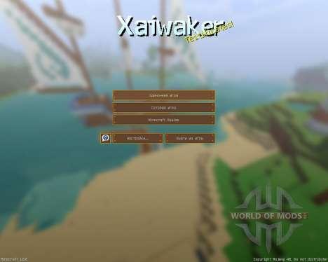 Xaiwaker Resource Pack [32x][1.8.8] для Minecraft