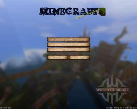 Moray Swift Resource Pack [16x][1.8.8] для Minecraft
