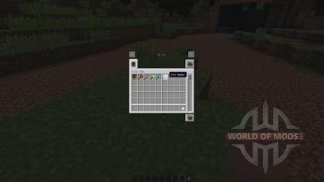 Hammers [1.8] для Minecraft