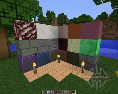 The Mustache Pack Discontinued [64x][1.8.1] для Minecraft