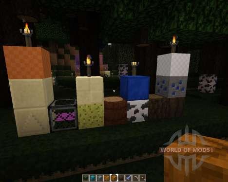 Obsincraft - ObsinPack [16x][1.8.1] для Minecraft