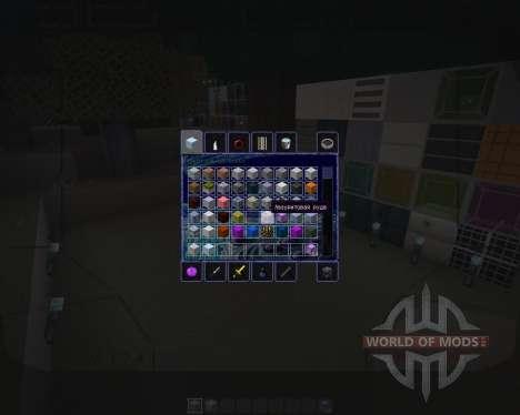 Ice Planet Resource Pack [32x][1.8.8] для Minecraft