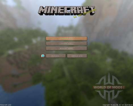 Lithos:Core Random Textures [32x][1.8.8] для Minecraft