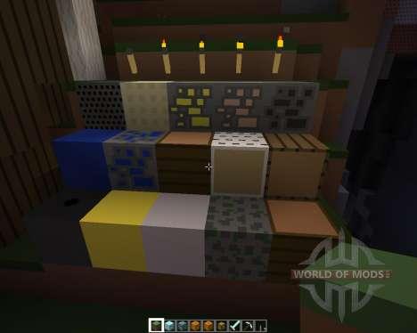 Sorogons Resource Pack [64x][1.8.1] для Minecraft