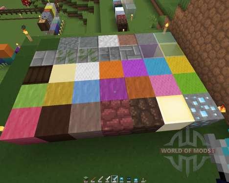 Coal Mines [16x][1.8.8] для Minecraft