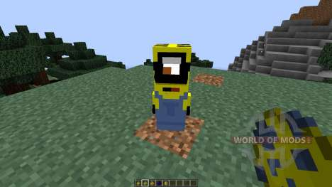 Thinks Lab Minions [1.7.10] для Minecraft