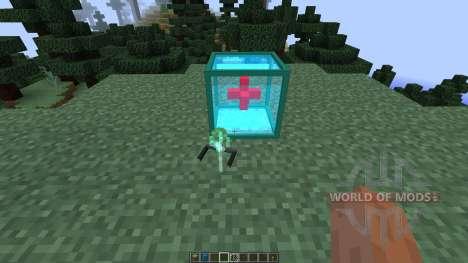 Invisible Zones [1.7.10] для Minecraft