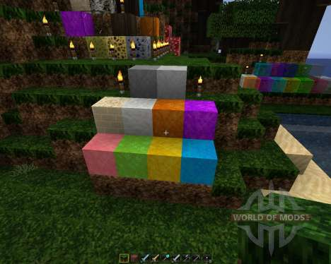 Vikis Resource Pack [32x][1.8.8] для Minecraft