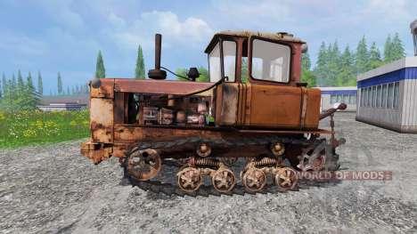 ДТ-75Н v1.1 для Farming Simulator 2015