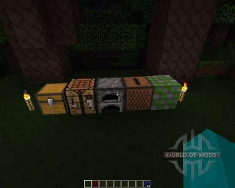 Vividus Resource Pack [16x][1.8.8] для Minecraft