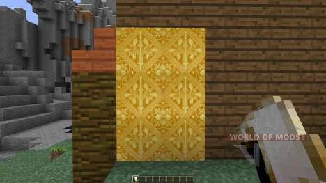 Wallpaper [1.7.2] для Minecraft
