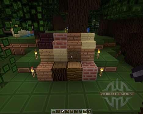 Block Simplicity [16x][1.8.8] для Minecraft